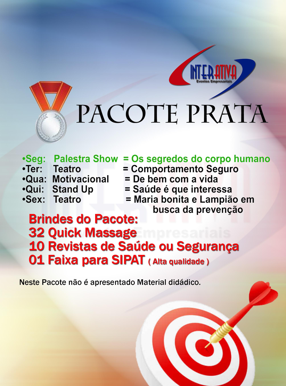 Pacote Prata